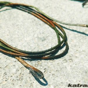 Katran Katran Chain Core Comodo 80lb Camo Brown Black 3szt.