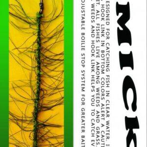 Katran Katran Hooklink Mimicker 35lb 15cm