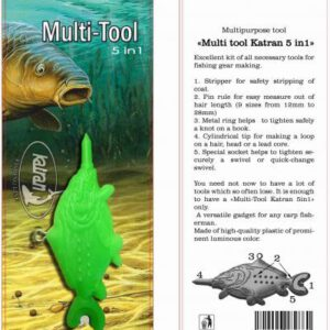 Katran Katran Multi tool 5 in1